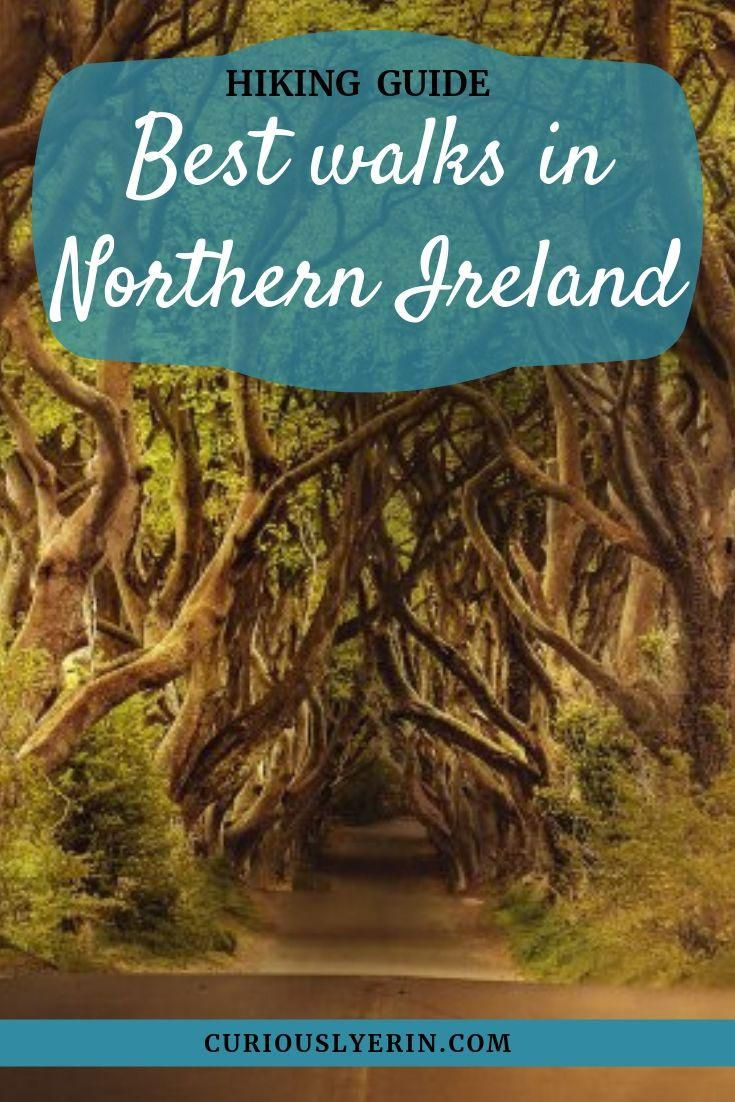 Top 3 Picturesque Short Hikes And Walks In Northern Ireland