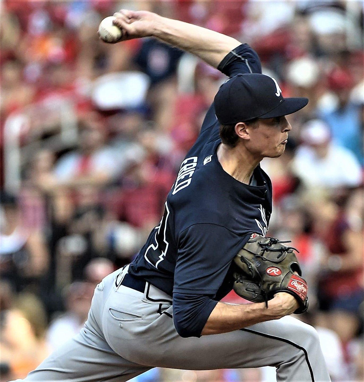 June 30 Max Fried Braves 11 Vs Cardinals Joe Puetz Usa Today Sports Braves Baseball Usa Today Sports Braves