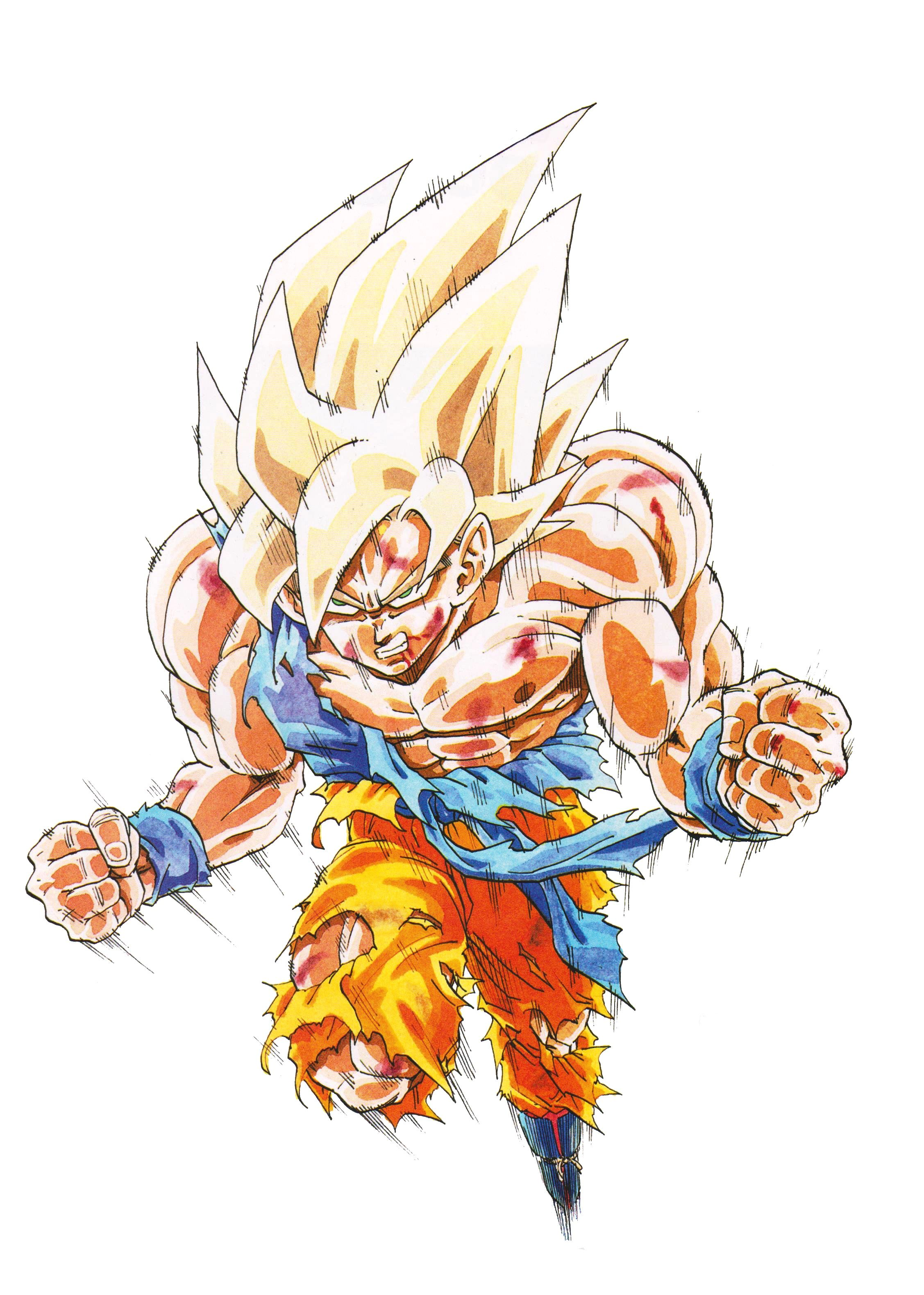 Akira Toriyama Toei Animation Dragon Ball Super Saiyan Goku Dragon Ball Art Dragon Ball Dragon Ball Z