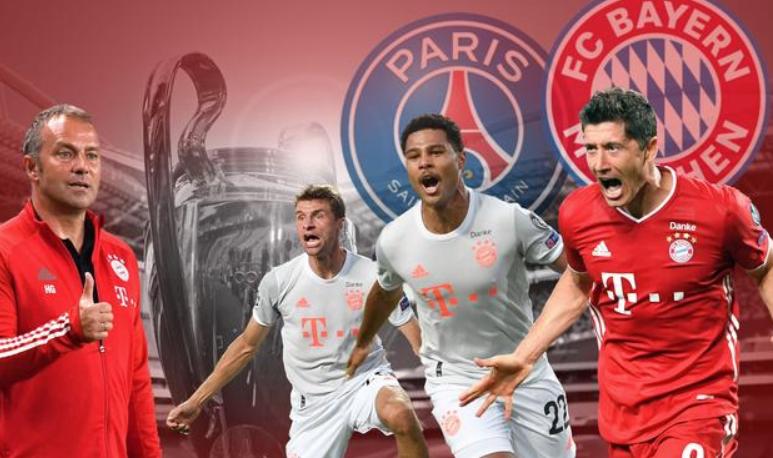 بث مباشر مباراة بايرن ميونخ وباريس سان جيرمان نهائي دوري ابطال اوروبا Bayern Munich Bayern Munich