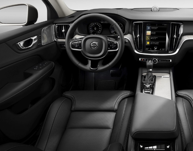 2019 Volvo V60 interior | NewAutoReport | Pinterest | Volvo v60 and ...