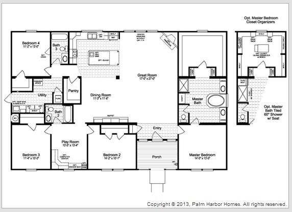 Colonial Style House Plan 3 Beds 2 5 Baths 1536 Sq Ft Plan 1053