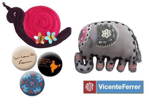 Detalles Solidarios Bautizo.Fundacion Vicente Ferrer Detalles Y Regalos Regalos De