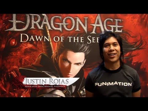 Dragon Age Dawn Of The Seeker Bioware Tour Sneak Peek Dragon Age Dragon Clash Dawn
