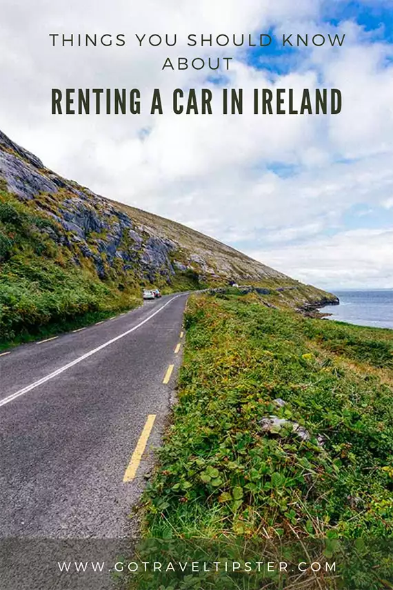 Renting A Car In Ireland A Complete Guide With Images Ireland Road Trip Driving In Ireland Rent A Car