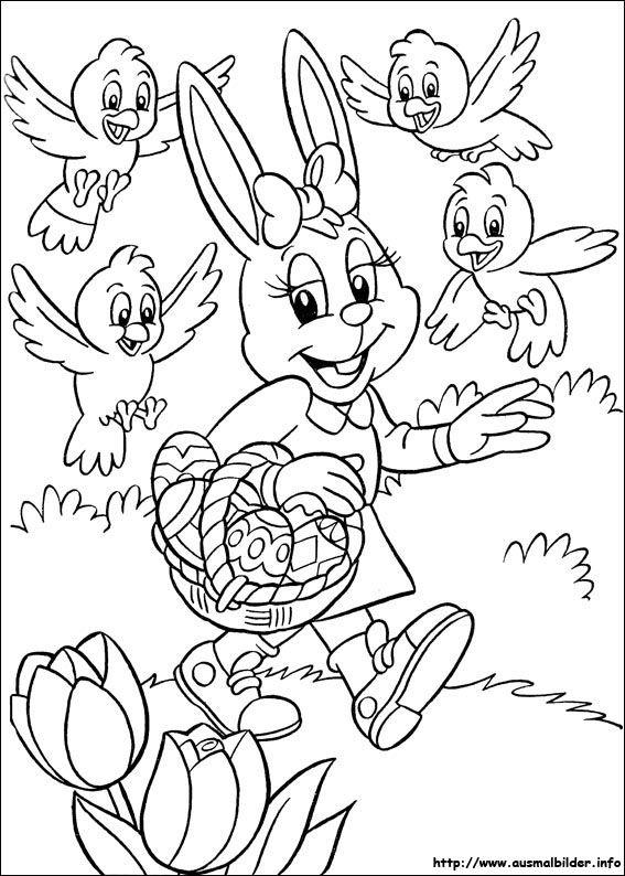 Pin Von Only Coloring Pages Auf Easter Spring Ausmalbilder Ostern Malvorlagen Ostern Malvorlagen Fur Kinder