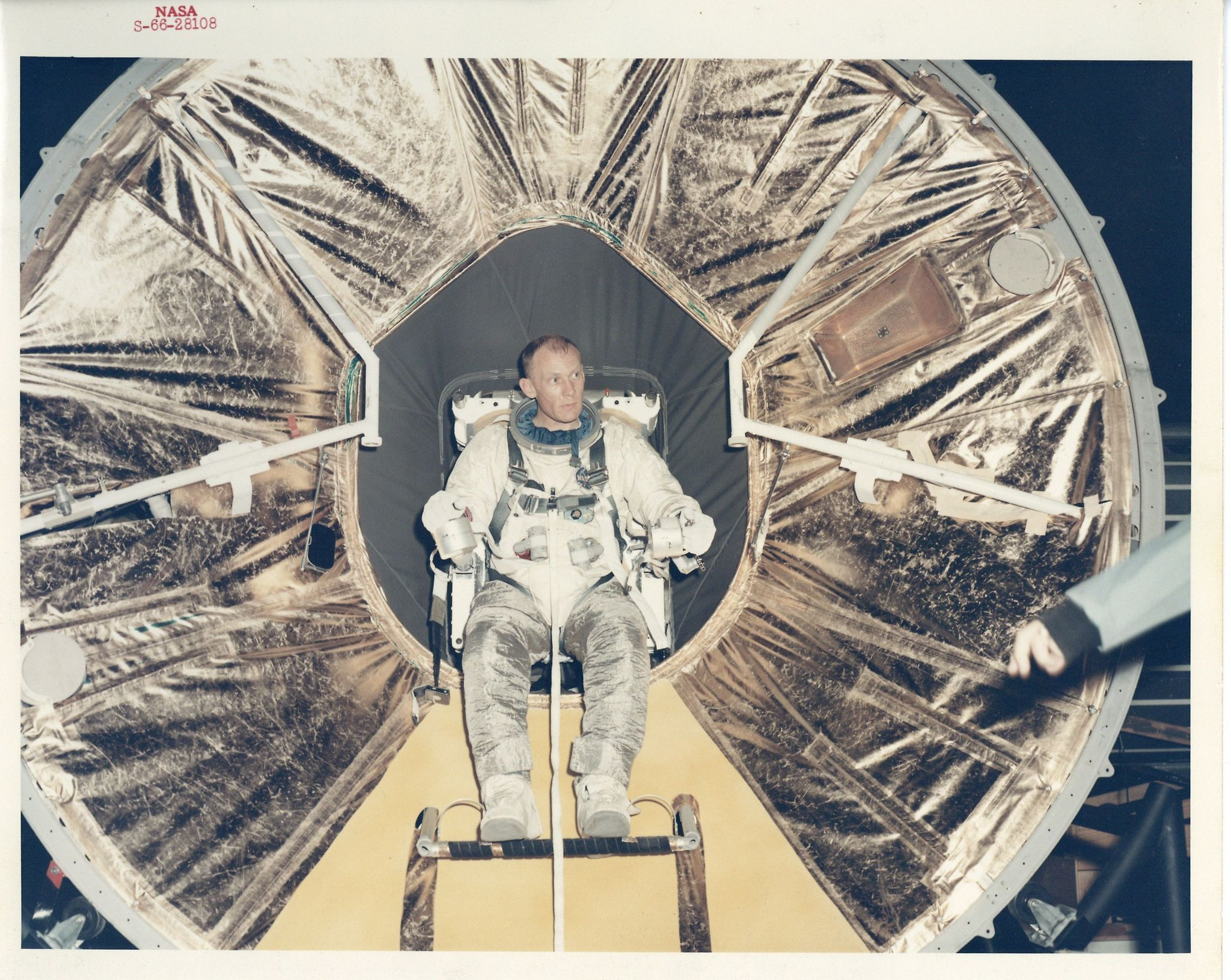 The Gemini 3 Space Mission And The Corned Beef Sandwich