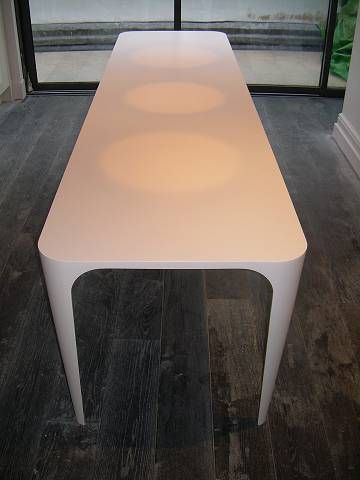 cutting edge corian dining tables - Corian Kitchen Table