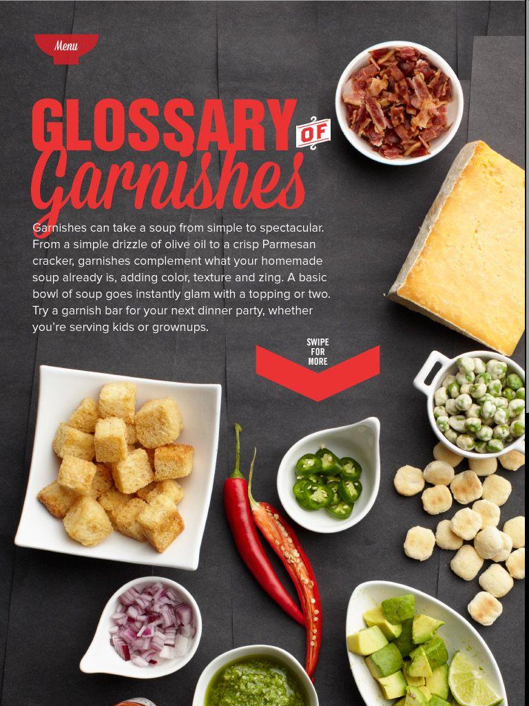 Food Network Goes Back To The Future With New Cooking Apps Yemek Dergi Tasarimlari Tasarim