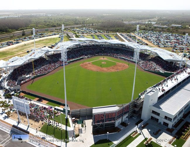 Jetblue Park Stadium Redsox Ballpark