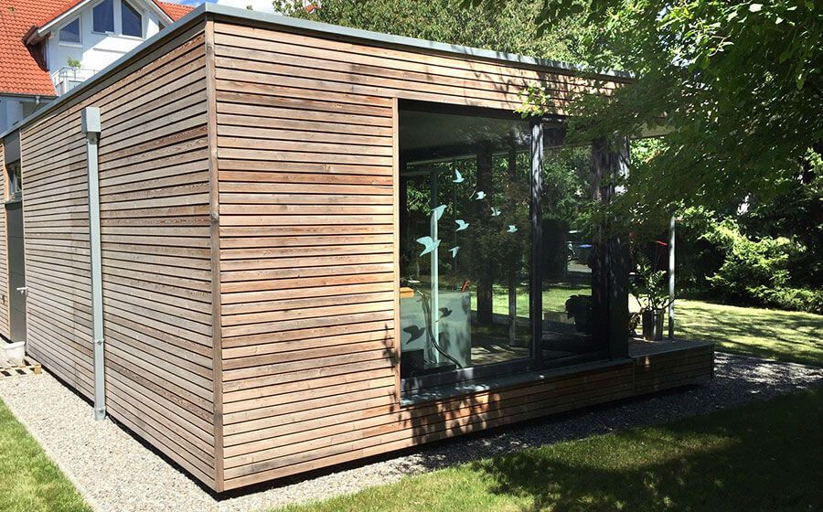 cubig tiny house holzhaus container haus holzhaus ve haus ideen. Black Bedroom Furniture Sets. Home Design Ideas