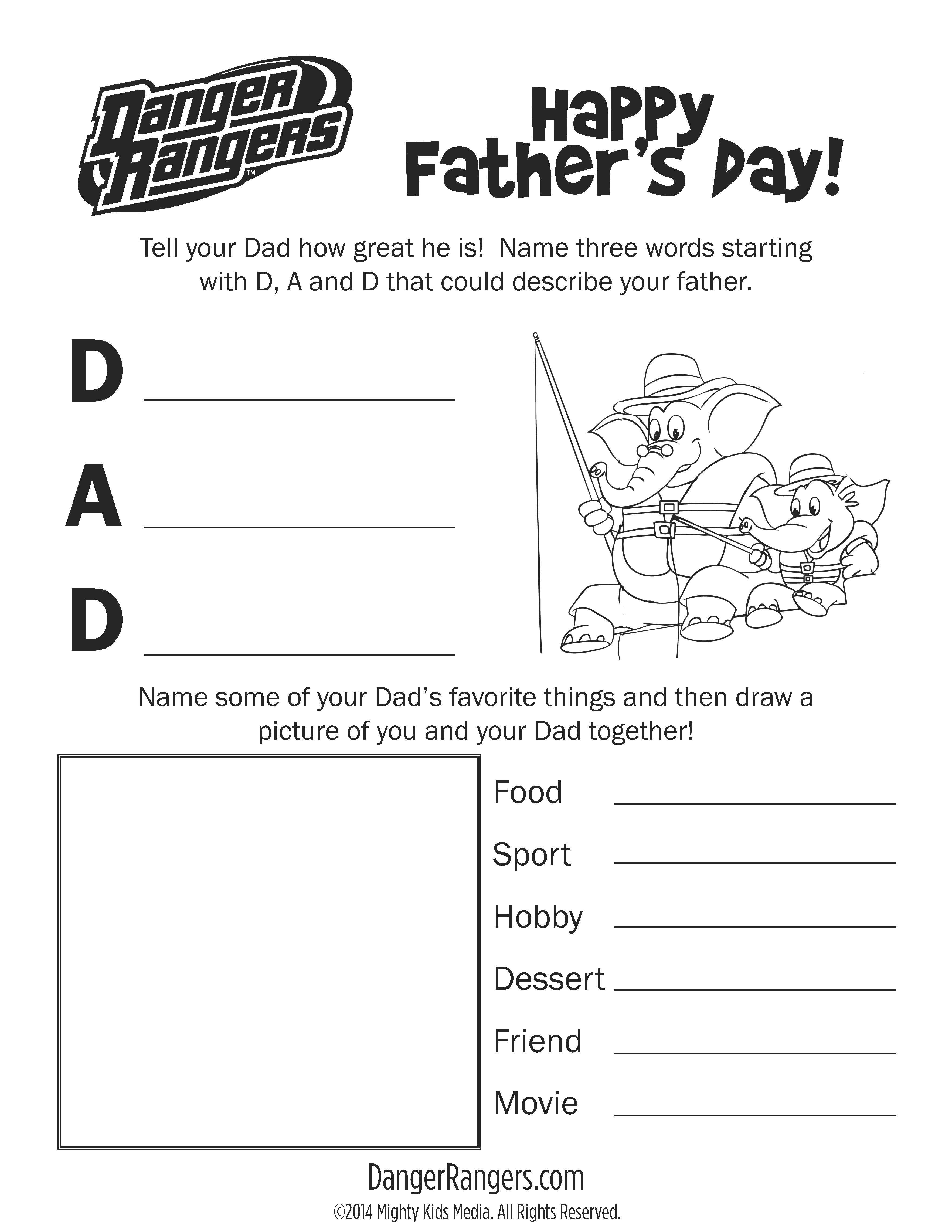 Happy Father S Day Freeprintable