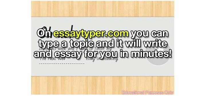 college essay business