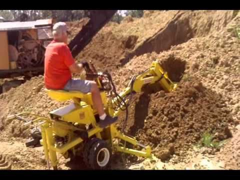 This is how Terramite got its start   making backhoe attachments for