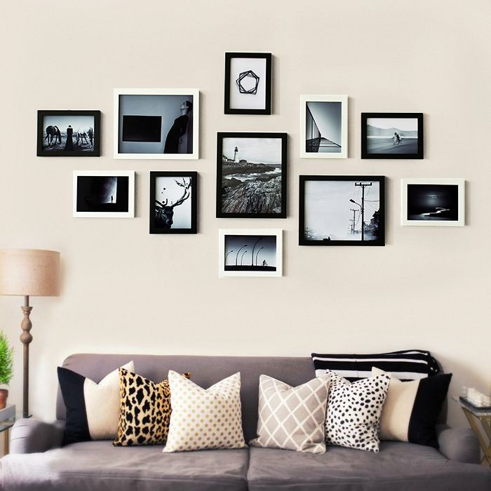 A4 Picture Collage Wall Google Search Pinterest Wall Decor Wall Decor Bedroom Frame Wall Decor