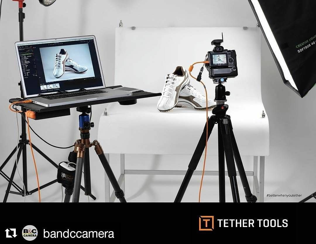 It just got easier to shoot tethered in Las Vegas! We're thrilled to have B&C Camera on board as an official Tether Tools dealer! #Repost @bandccamera B&C Camera is now an official TetherTools dealer. Tethering allows you to see images/video instantly on your computer or mobile device. This allows for instant feedback peaking and edits. We carry everything from the Air wireless tether system to the everyday cords and tabletops. Be sure to come in and check out the amazing stuff Tether Tools…