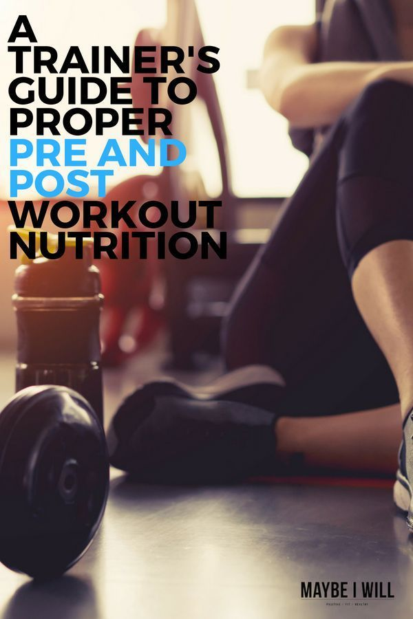 Learning proper pre and post workout nutrition, is crucial to getting amplified results from all the...