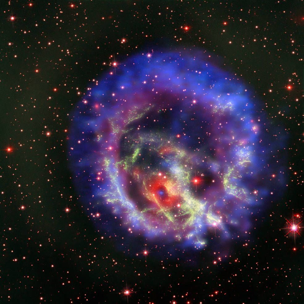 The Week S Coolest Space Images Neutron Star Supernova Explosion Astronomy