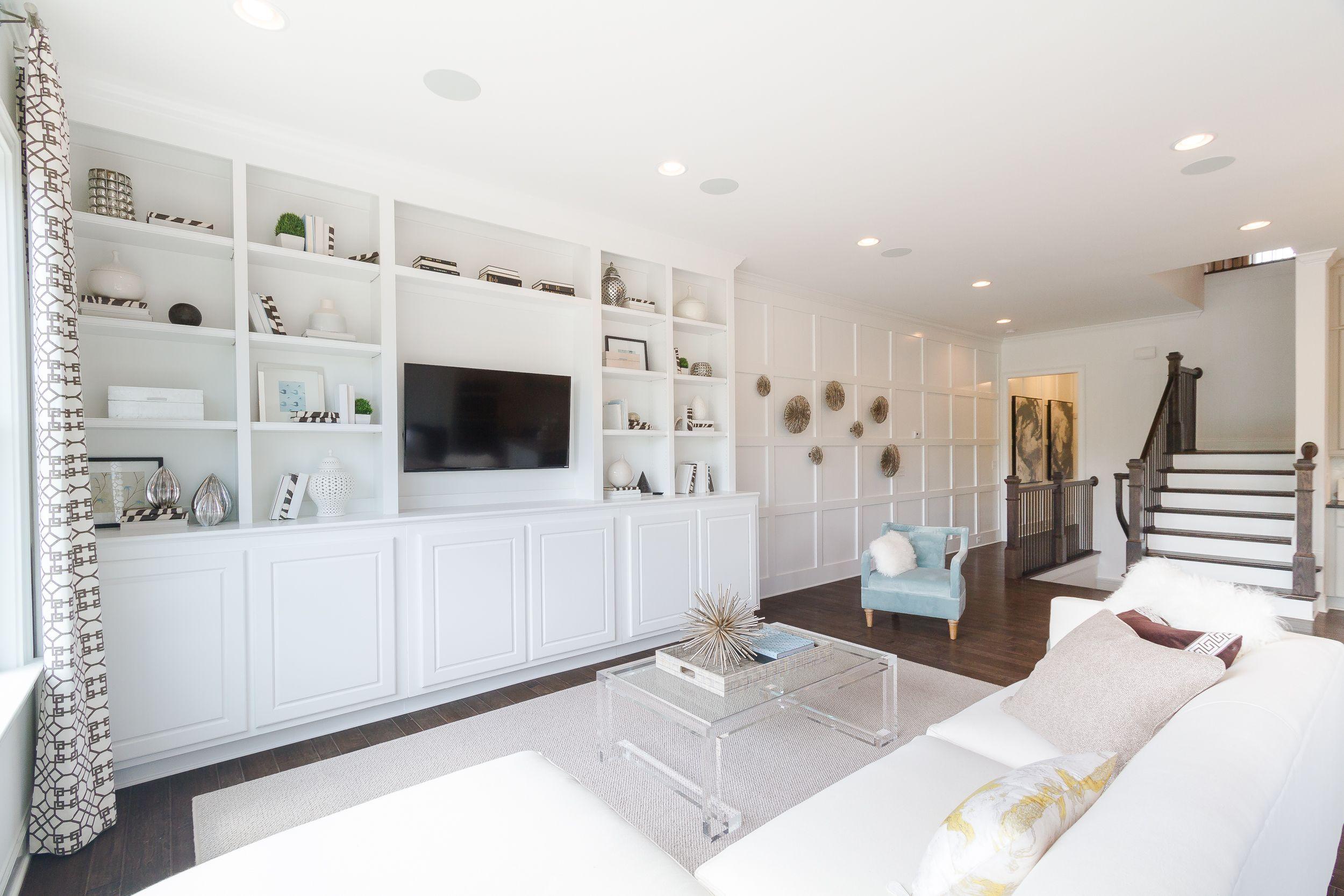 Living Room   Albany Designer Model at Harlow   by Edward Andrews ...