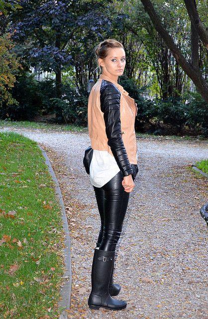 glamour glamunity boots pinterest gummistiefel stiefel und lederbekleidung. Black Bedroom Furniture Sets. Home Design Ideas