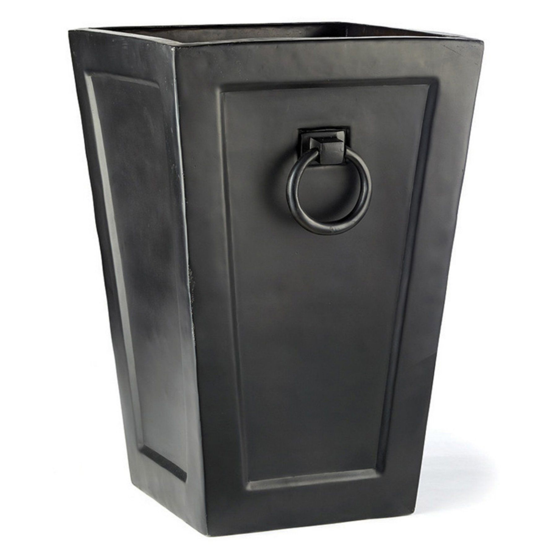 Napa Home and Garden Atherton Planter Black planters