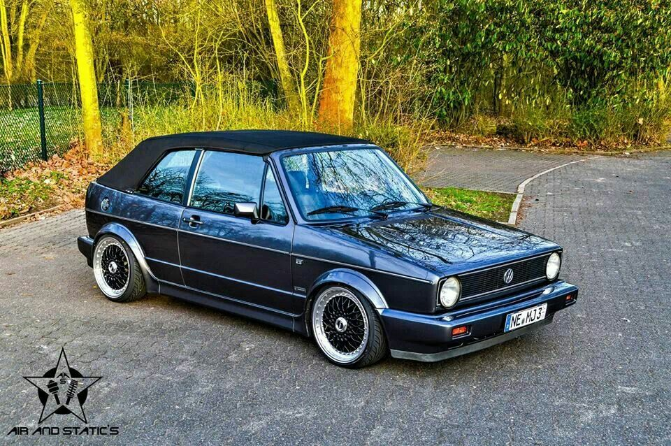 mk1 cabrio bbs vw rabbit mk1 vw golf cabrio. Black Bedroom Furniture Sets. Home Design Ideas