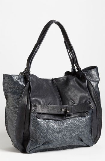 Kooba Mason Pearlized Leather Tote Nordstrom