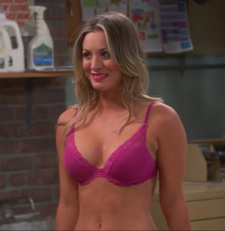 Penny In Big Bang Theory In Bikini