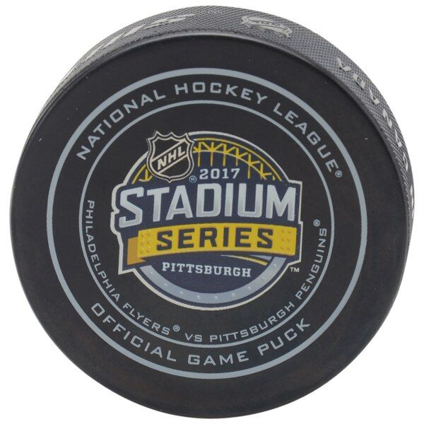 Philadelphia Flyers vs. Pittsburgh Penguins Fanatics Authentic Unsigned 2017 NHL Stadium Series Uns