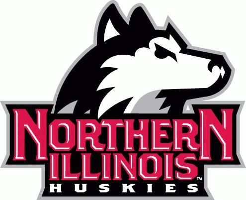 Northern Illinois University Football Northern Illinois University Illinois College Logo