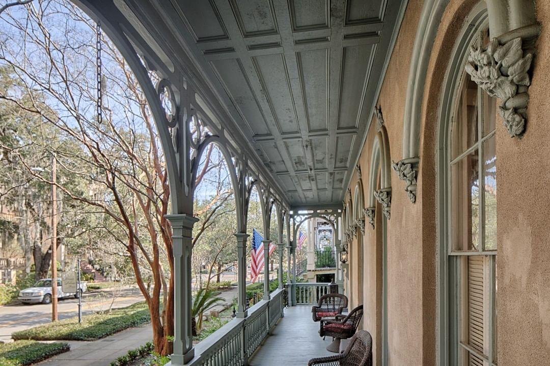 Image may contain outdoor Downtown savannah, Savannah