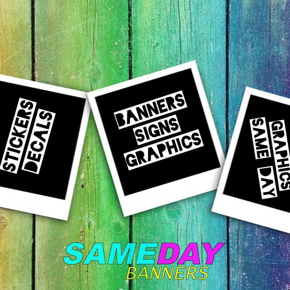 Custom signs and banners today decals stickers labels and more all from the best