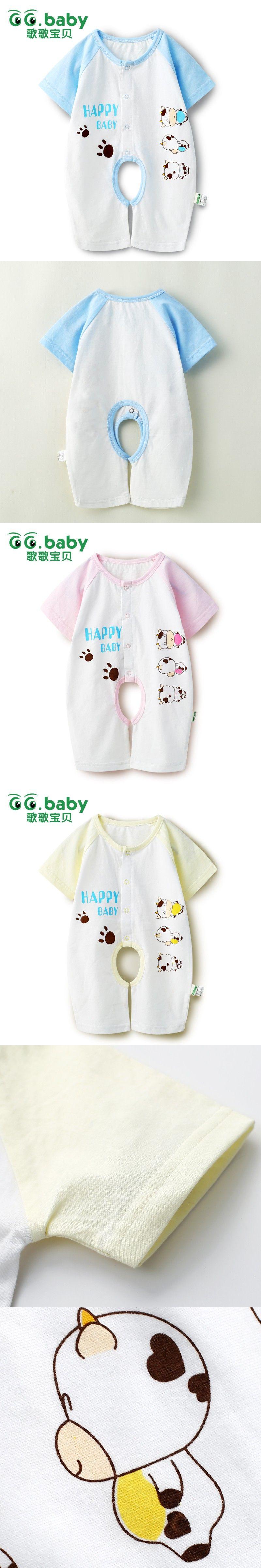 930c80666 New GG.Baby Brand Newborn Baby Rompers Boy Clothes Baby Girl Romper ...