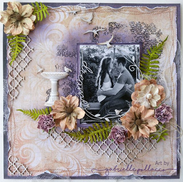 Such a Pretty Mess: NEW! Kit & Video for The Scrapbook Diaries!!