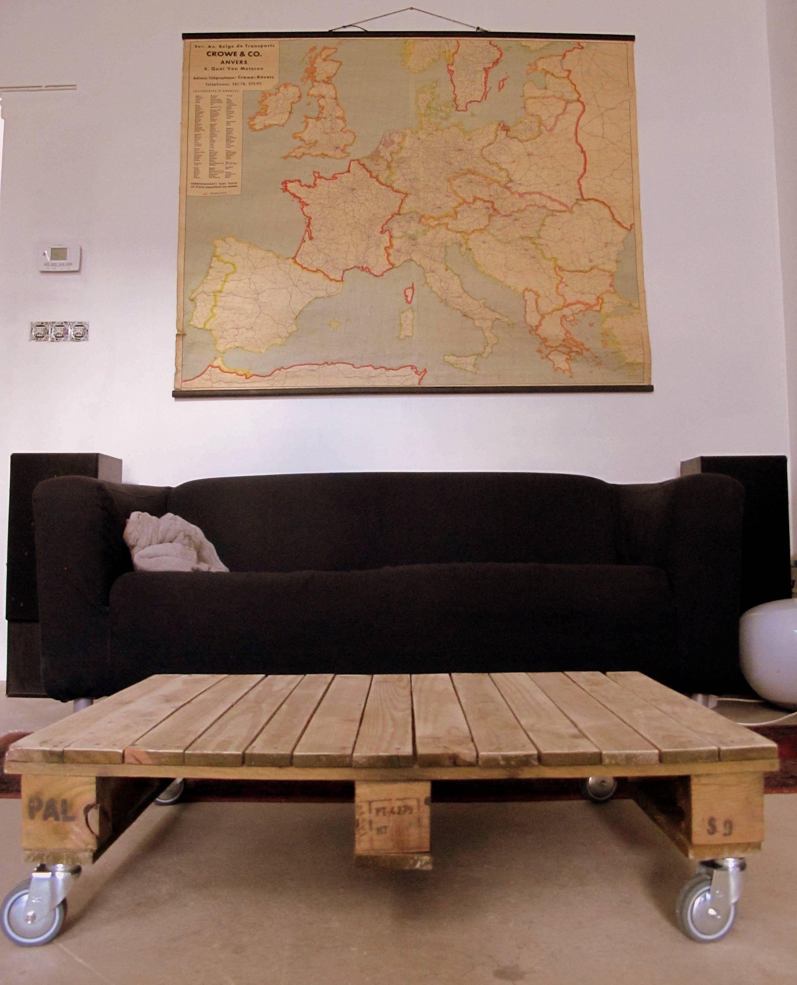 First pallet @ home