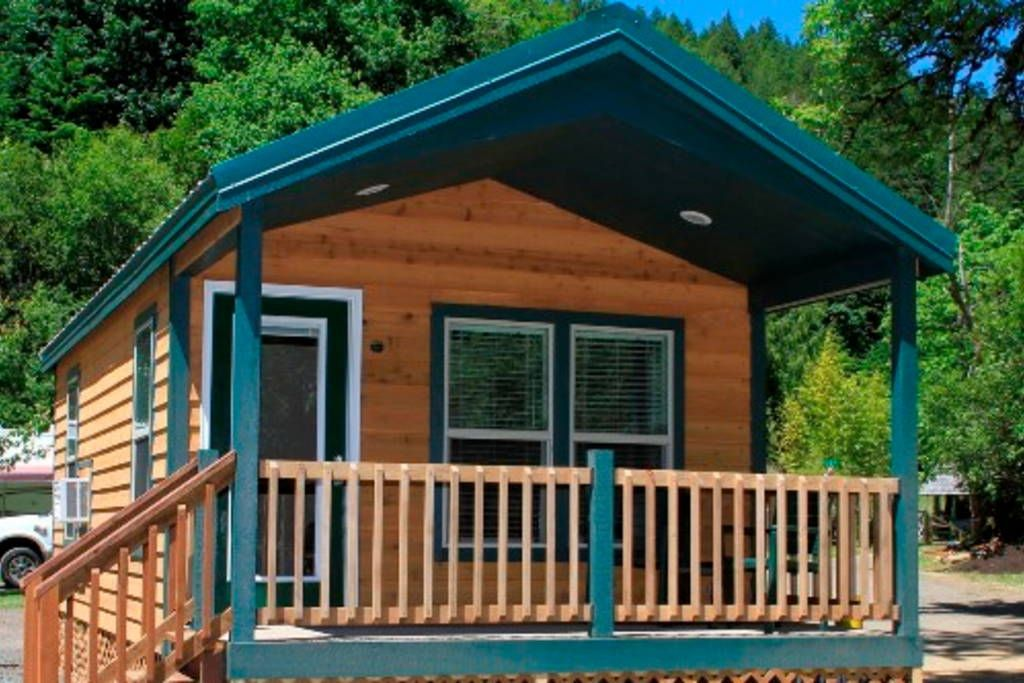 Cabin In Reedsport United States Loon Lake Lodge Is Just