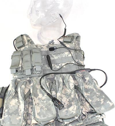 Special Forces Three-Wire SFCS Surveillance - Low-Viz