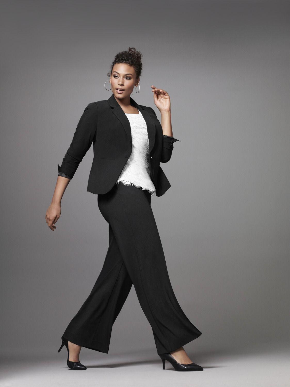 Lena Soft Twill Wide Leg Pant Fashion Clothes Classy