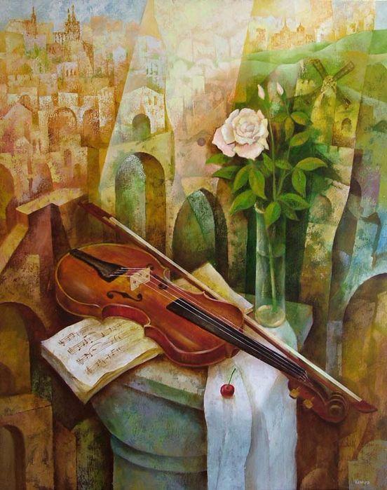 Скрипка (552x700, 456Kb)