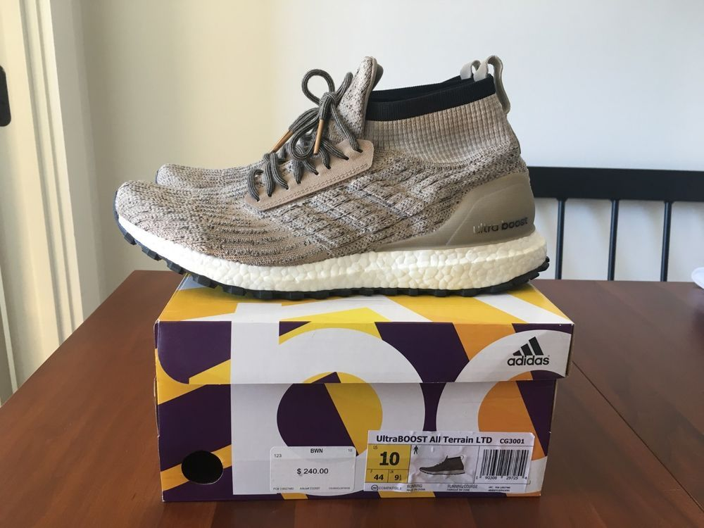 d1e131e6356 Adidas ATR Ultra Boost Mid Trace Khaki Mens Size 10  fashion  clothing   shoes  accessories  mensshoes  athleticshoes (ebay link)