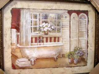 bathroom borders for walls Victorian Clawfoot Bathtub