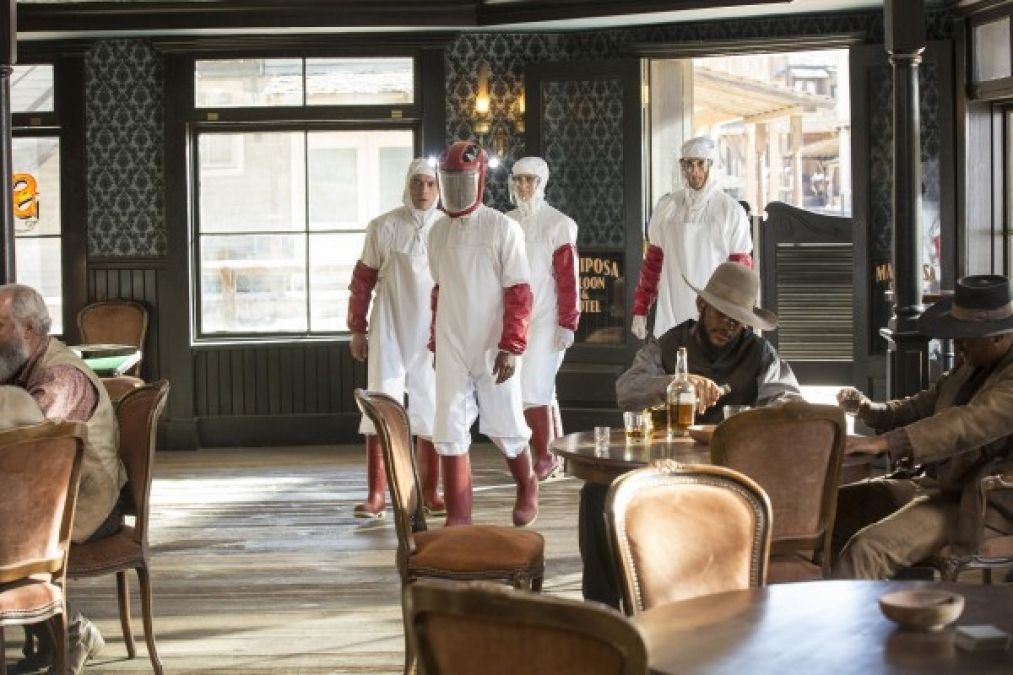 Catch a glimpse of things to come with the trailer for episode 9 of Westworld, The Well-Tempered Clavier...