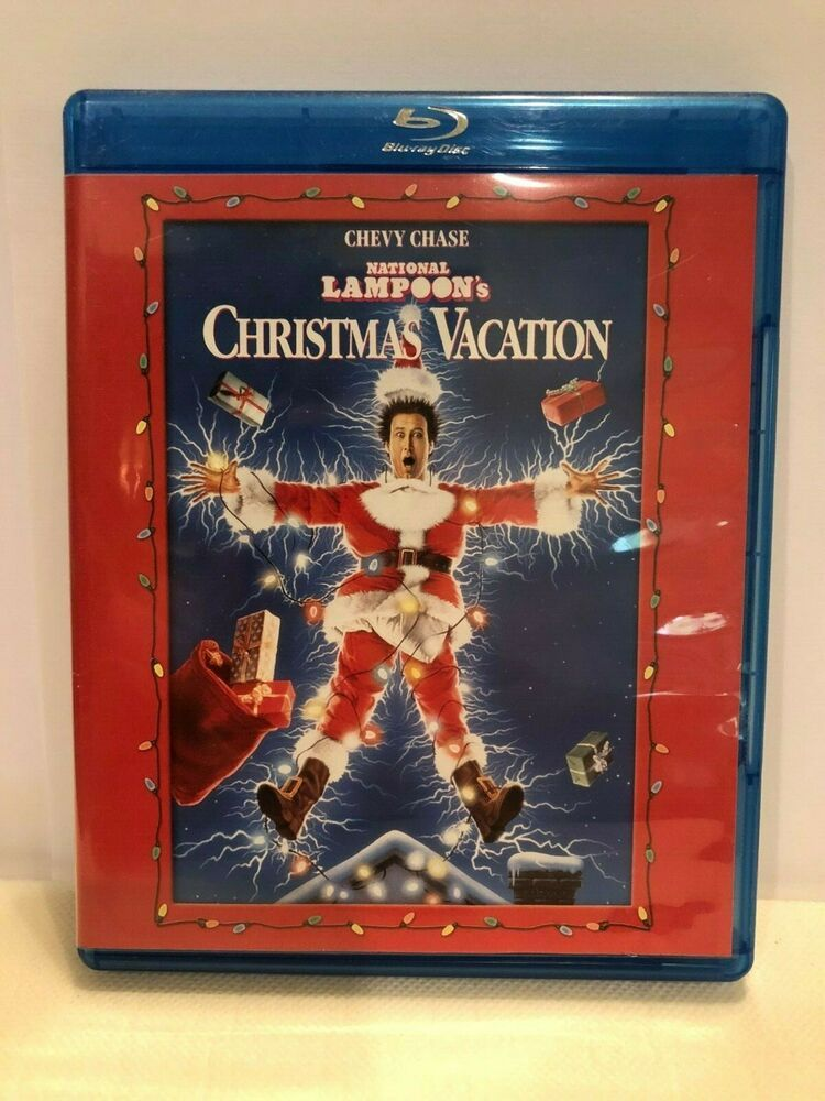 National Lampoons Christmas Vacation (Blu-ray Disc, 1989