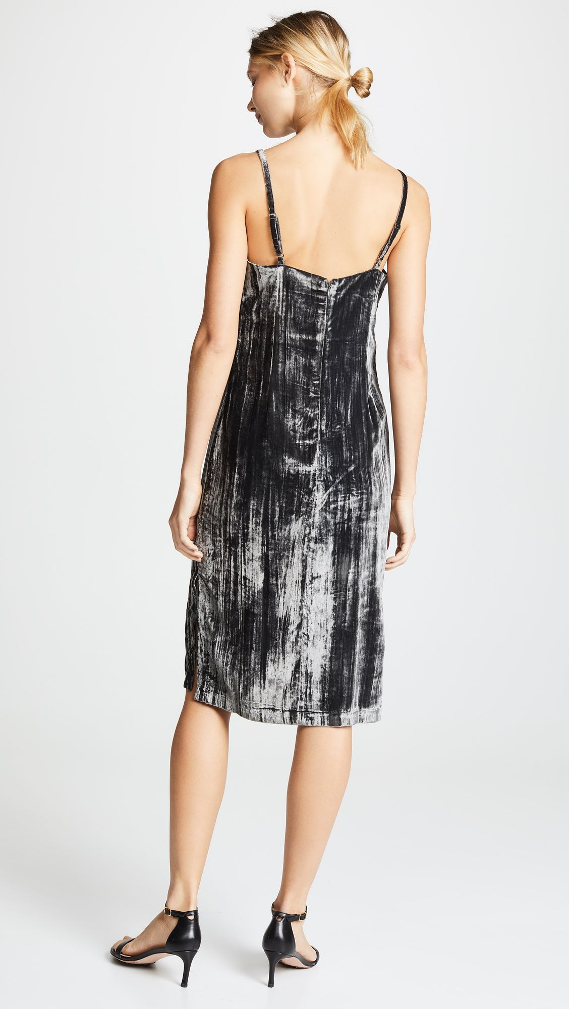 4ad4c7310687 Moonstone Velvet Slip Dress | Wishlist | Velvet slip dress, Dresses ...