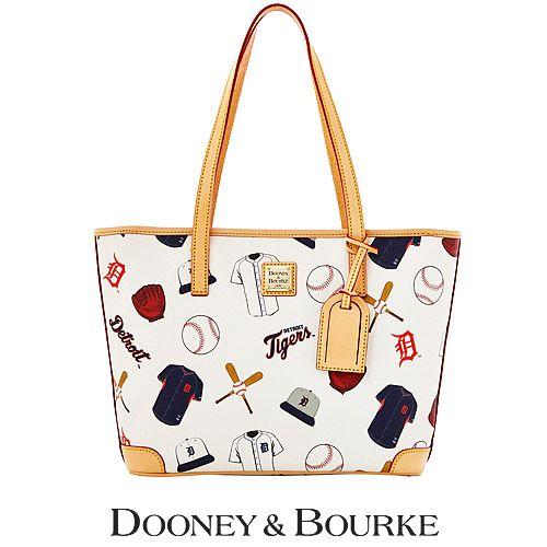5de8183406 Detroit Tigers Charleston Shopper by Dooney & Bourke - MLB.com Shop----I  would actually carry that D&B