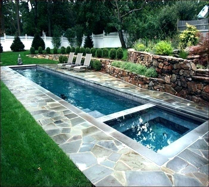 Plunge Pool Small Backyard Small Plunge Pool Design Builders Gold Coast Built In Pools Example S Small Backyard Pools Backyard Pool Designs Small Inground Pool