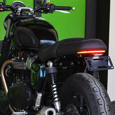 triumph street twin fender eliminator kit bikes pinterest moto accessoire moto et n o. Black Bedroom Furniture Sets. Home Design Ideas