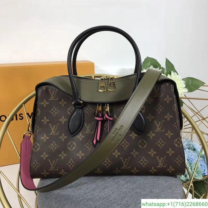 Louis Vuitton Tuileries Monogram Bag M41455   280   replica louis ... ea64cfd098