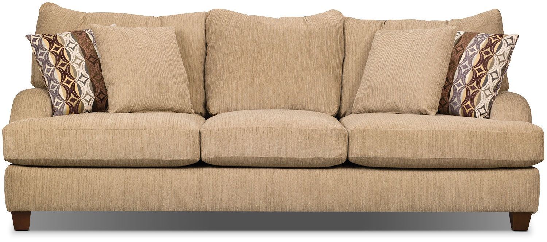 Modern Putty Queen Size Sofa Bed Design Ideas