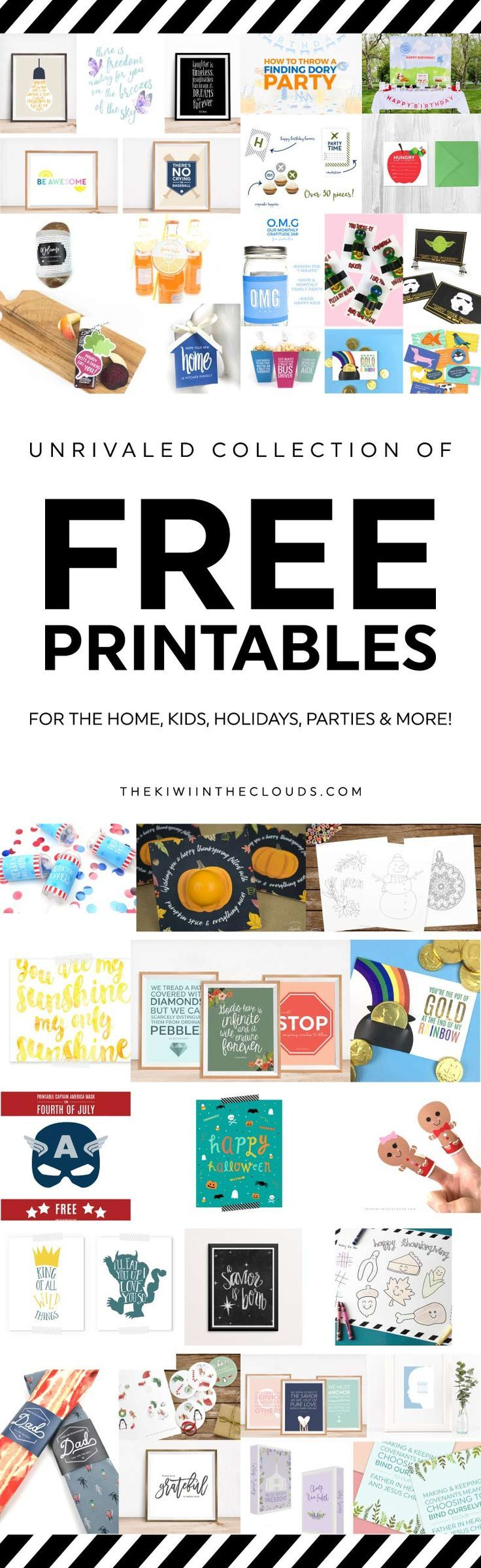 How to's : printables for the home | wall art printables | free printables